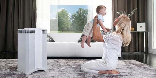 The Benefits of Air Purifiers